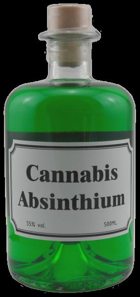 Cannabis Absinthium 55% 0,5l