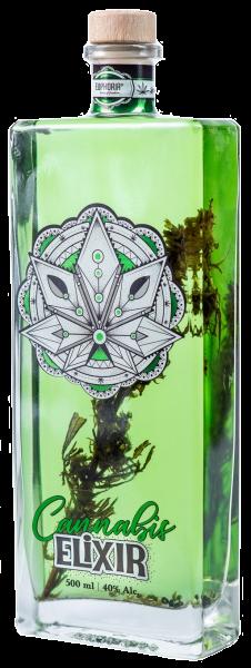 Euphoria Cannabis Elixir 40% 0,5l
