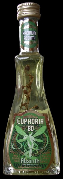 Euphoria Absinth 80 80% 0,05l