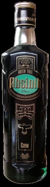 Absinth Crow 70% 0,5l