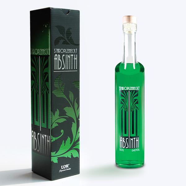 Staroplzenecky Absinth Box
