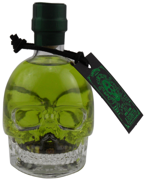 Hill`s Absinth Suicide Super Strong Cannabis 79,9% 0,1l