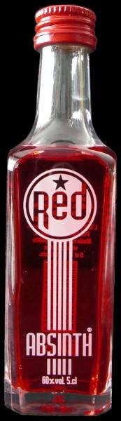 Absinth Red 60% 0,05l