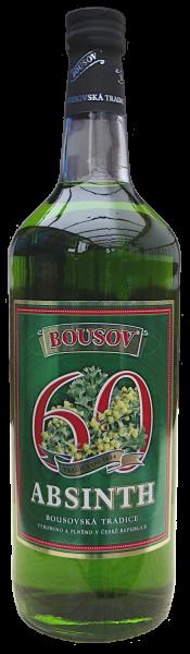 Bousov Absinth 60 60% 1l