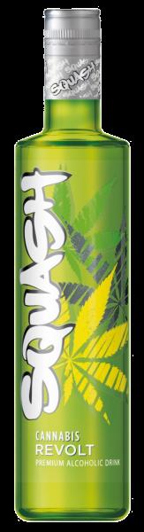 Squash Cannabis Revolt 15% 0,5l