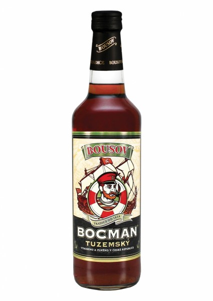Bocman Rum Tuzemsky 37,5% 0,5l