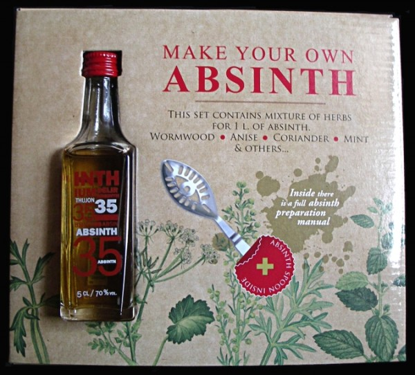 Make your own Absinth