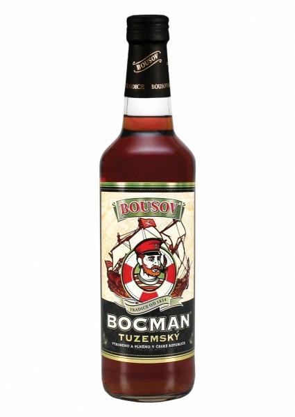 Bocman Rum Tuzemsky 37,5% 1l