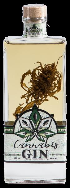 Euphoria Cannabis Gin 40% 0,1l