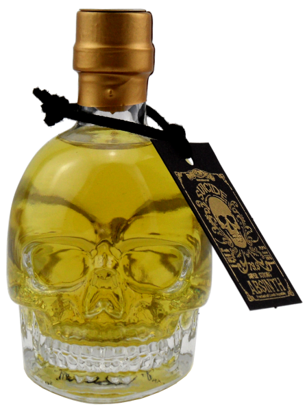 Hill`s Absinth Suicide Super Strong 89,9% 0,1l