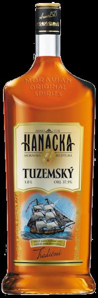 Rum Hanacka Tuzemsky Tradicni 37,5% 1l