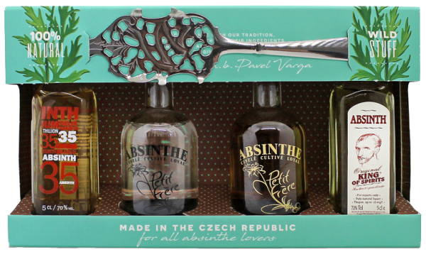 Absinth Exclusiv mini Collection 64% 0,2L