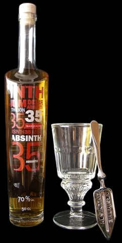 Absinth 35 Starterkit