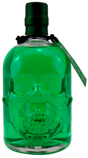 Hill`s Absinth Suicide